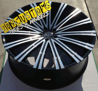 Wheels Rims Tires Versante 230 6x139 7 Chevy Silverado 2000 2012