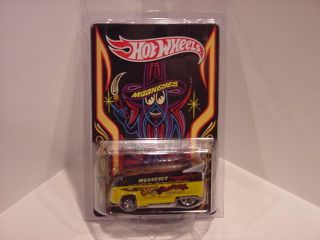 Hot Wheels 2012 Japan Convention Volkswagen Drag Bus VW Mooneyes Only