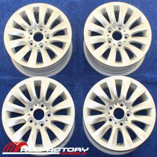 BMW 323i 328i 16 2008 2009 2011 2012 Factory Wheels Rims Set 4 Four