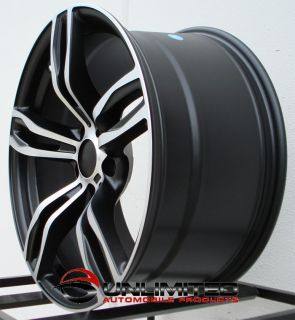 19 M5 Staggered Wheels Rims Fit BMW E92 3 Series 328 335 2007