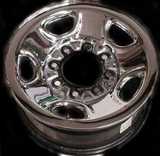 Wheels 16 Steel 2500 3500 HD Chevy Silverado Van GMC Sierra 05 2006