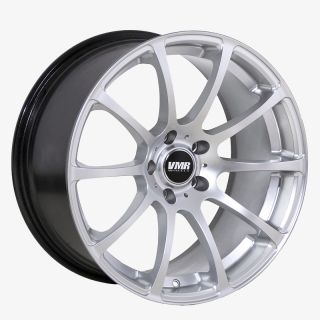 Wheels 5x112mm Hyper Silver Rims ET35MM Fits Audi S4 1993 2008
