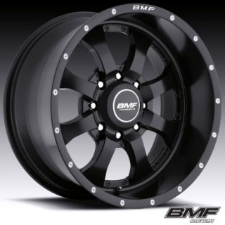 20 X 9 BMF NOVAKANE RIMS & 37X13.50X20 TOYO OPEN COUNTRY MT WHEELS