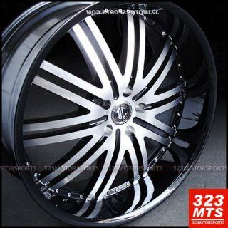 Rims 2CRAVE 11 Wheels Rims Escalate Chevy Yukon GMC Chevy Wheels Rims