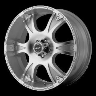 Racing 889 Dagger Silver Yukon H2 Silverado Sierra Wheels Rims