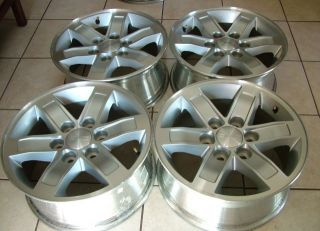 of Four 2007 2013 GMC Yukon Sierra Denali Van 1500 17 Wheels