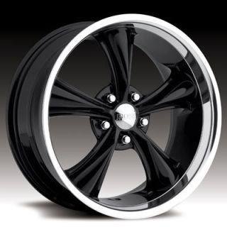 22 x 9 5 Boss Motorsports Style 338 Gloss Black Charger Magnum 300