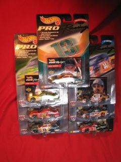 of 7 1998 1 64 Hot Wheels Pro Racing 1st Preview 13 97 94 44 35