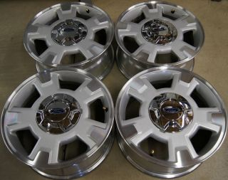 F150 2004 13 17 Factory OEM Wheels Rims Expedition Navigator 2003 13 2