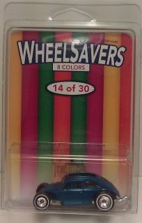 Hot Wheels   RAOK   Jason Hayes   WheelSavers   Custom VW Bug   #14/30