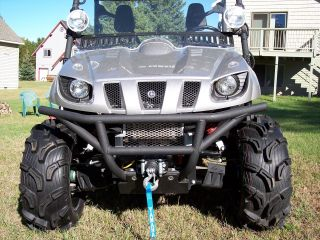 Yamaha Grizzly Maxxis Zilla ATV Tire 14 B6 Wheel Kit Complete