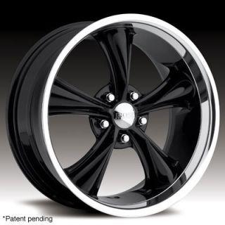 Boss 338 Wheels Rims 18x8 18x9 5 Fits Ford Mustang Galaxie Fairlane GT