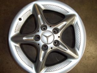 Mercedes Benz Alloy Wheel Rim 16 B66470503 Used