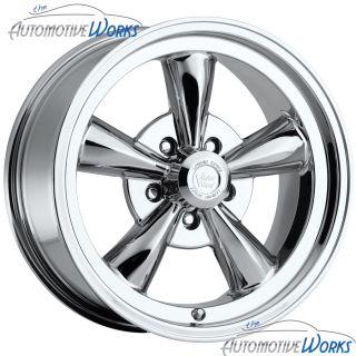 Vision Legend 5 5x120 65 5x4 75 0mm Chrome Wheels Rims inch 15