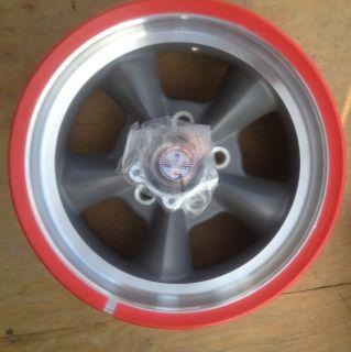 American Racing Torque Thrust Wheels Brand New in Box Set of Four 14x6