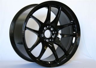 17 Rota Torque Black Rims Wheels 17x8 48 5x114 3 MAZDASPEED3 SPEED6