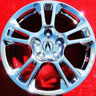 Set of 17 Acura TL Chrome Wheels Rims RL ZDX Honda Odyssey Exchange