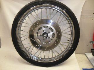 Harley Davidson Softail Front Wheel Rim 21