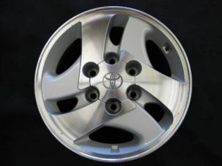 Toyota Sequoia 01 04 Alloy Wheel Rim 16 x 7 0310