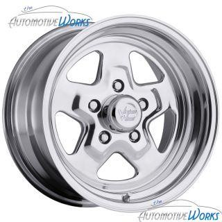 Vision Sport Star 5x114 3 5x4 5 25mm Polished Wheels Rims Inch 15