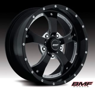20 X 10 BMF NOVAKANE RIMS & 38X13.50X20 TOYO OPEN COUNTRY MT WHEELS