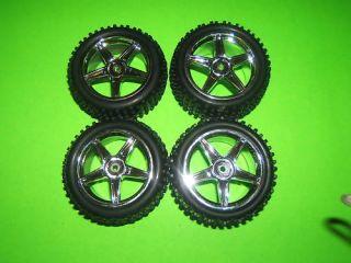 New Redcat Racing Tornado S30 Wheels Rims Tires 4