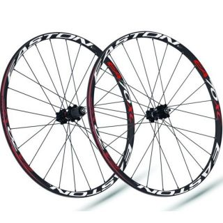 2011 Easton EA70 XC 29 Mountain Bike Wheels Black Rims