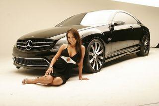 20 MRR HR4 Rims Wheels Mercedes CL550 CL500 CLS500 CLS550 S430 S500