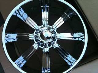 28 Chrome Wheels Tires 8x170 Ford F250 Excursion New