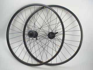 Speed Wheelset 27 5 Mountain Bike Disc Or Rim Brake QR Black BIN