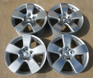 2002 2013 Dodge RAM 1500 20 Alloy Wheels Caps 2363
