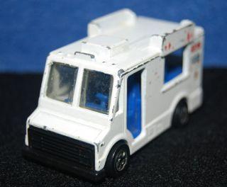 Vintage 1983 Hot Wheels Diecast Good Humor Ice Cream Truck