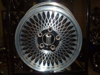 15 Chevy Caprice 91 96 Diamond Spoke Machined Wheels
