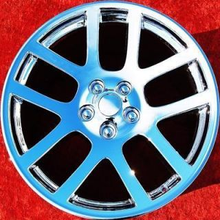 Set of 4 New 22 Dodge RAM 1500 SRT10 Chrome Wheels Rims Exchange 2223