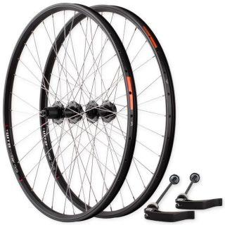 Wheel Set 29er Disc Wheelset w WTB FX23 Rims Black Disc Brake