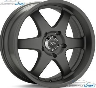 20x9 5 Enkei ST6 6x135 30mm Matte Gunmetal Rims Wheels inch 20