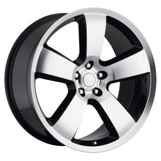 SRT8 Tires Wheels Package Challenger Magnum 300 Rims Set