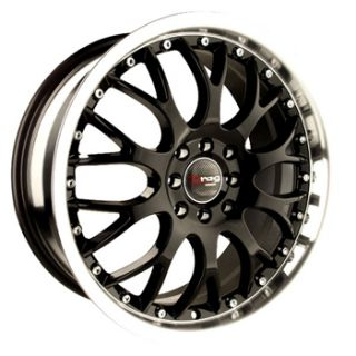 DR 19 15x7 4x100 4x114 3 Gloss Black Rims Civic Xb Integra Mx 5 Cube