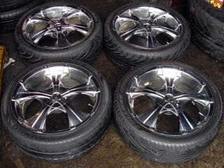 18 inch Used Wheels Rims and Tire Acura Accord Ford Civic Optima