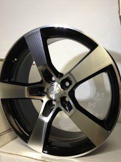 Inch Black Chevrolet Camaro SS Factory OE Wheels Rims SS ZL1 20x8 20x9