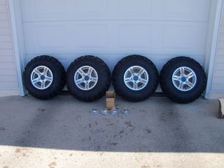 New John Deere Gator Tires Rims XUV 620 and 850 and Kubota RTV