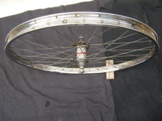 Schwinn Cruiser Wheel Rear S7 Rim 36 Hole Bicycle American