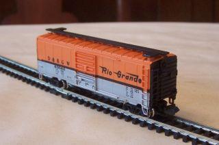 41 Steel Box Car   Denver & Rio Grande   #53 1000 69 (5066)