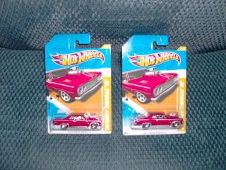 Hot Wheels 1 64 Scale 1964 Chevrolet Chevelle SS 396 New In Unopen