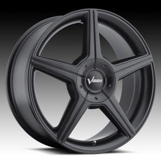 Autobahn Black Wheels Rims 5x112 45 ML63 AMG R Class R63AMG