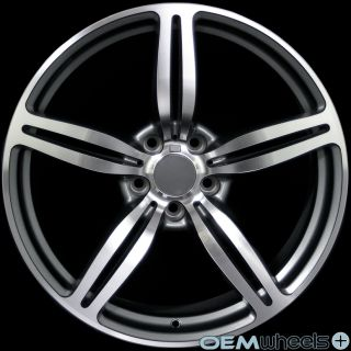 M6 STYLE WHEELS FIT BMW E46 E90 E92 E93 323 325 328 330 335 M3 RIMS