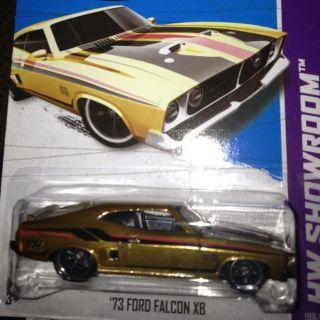 2013 Super Secret Hidden Treasure Hunt Ford Falcon Xb Mint Hot Wheels