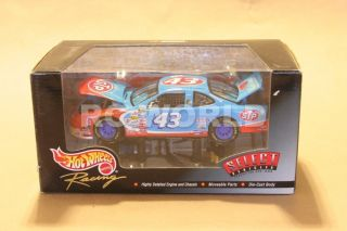 Hot Wheels Racing Select Vehicles 1 43 NASCAR Diecast Model 43 STP
