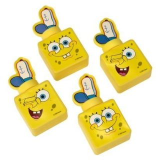 Spongebob Squarepants Mini Bubbles Birthday Party Supplies Favors