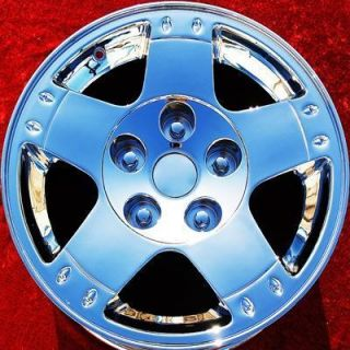 OF 4 NEW 17 DODGE RAM 1500 DURANGO FACTORY OEM CHROME WHEELS RIMS 2164